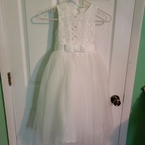 Nwot Lace Flower Girl/ Pageant Dress 🥰🥰❤❤